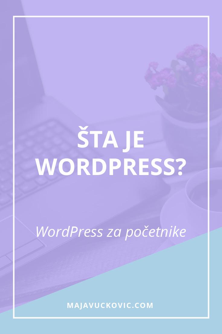 WordPress za početnike - Pinterest