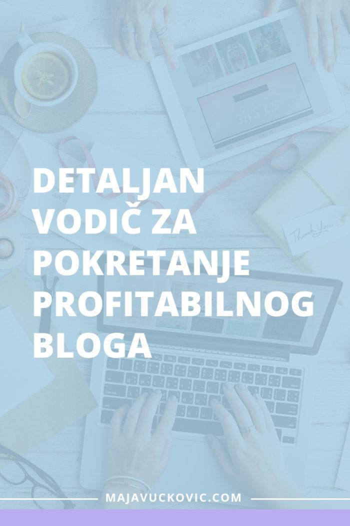 Vodič za pokretanje bloga - naslovna slika