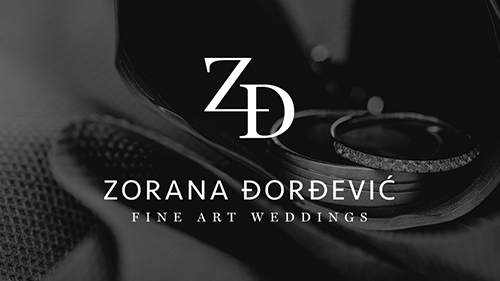 Zorana Đorđević - Fine Art Weddings