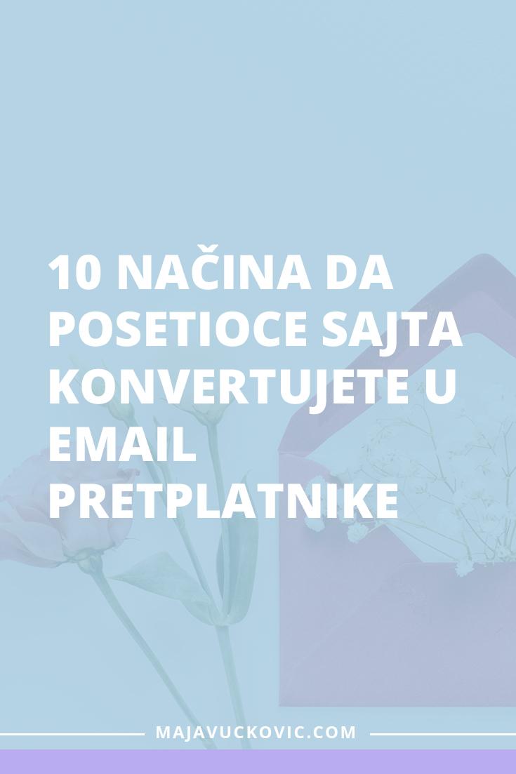 email pretplatnici